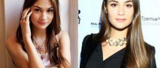 До и после пластики госпожа Шубская