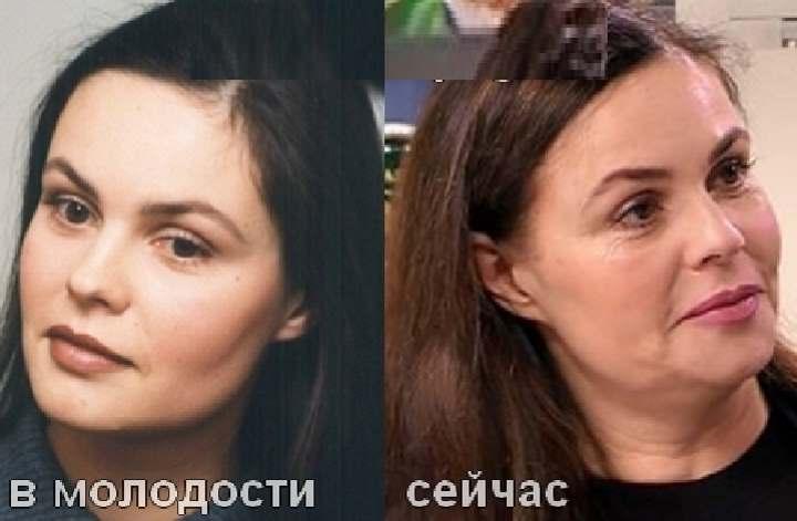 До и после. Андреева