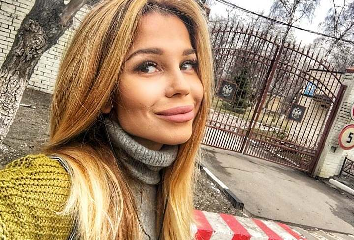 Екатерина Колесниченко снимает себя