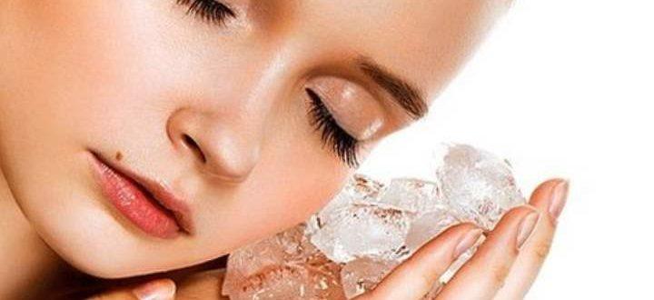 Лед у лица
