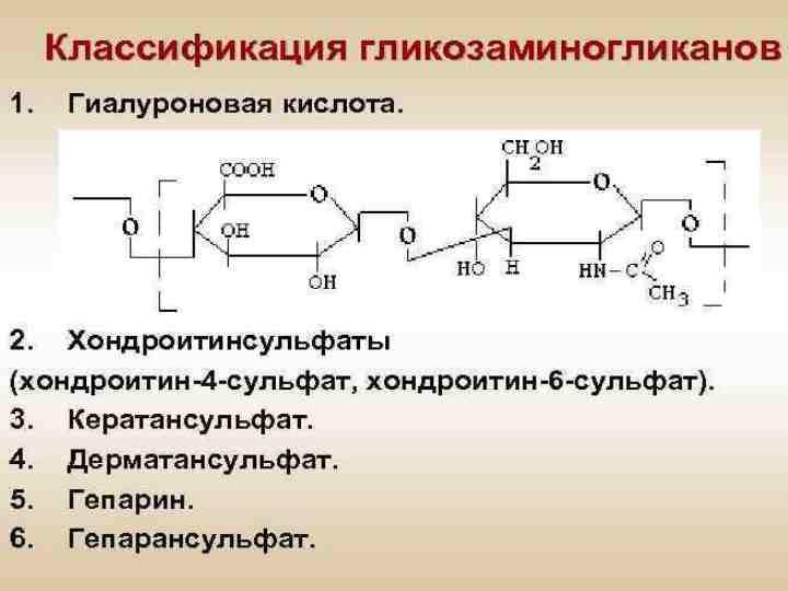 Цепь вещества