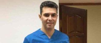 2004 г. — прохождение практики в академии врача О. Рамиреза